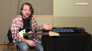 Line 6 Helix - Tone Overview by Sweetwater Sound