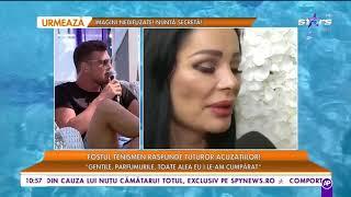 Ilie Năstase, primele declarații în scandalul cu Brigitte Sfăt