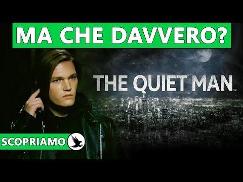 MA CHE DAVVERO? ► THE QUIET MAN Gameplay ITA [SCOPRIAMO] thumbnail