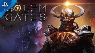 Golem Gates - Launch Trailer | PS4