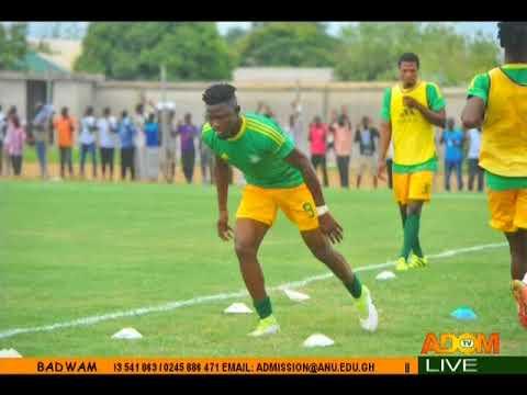 Badwam Sports on Adom TV (12-3-18)