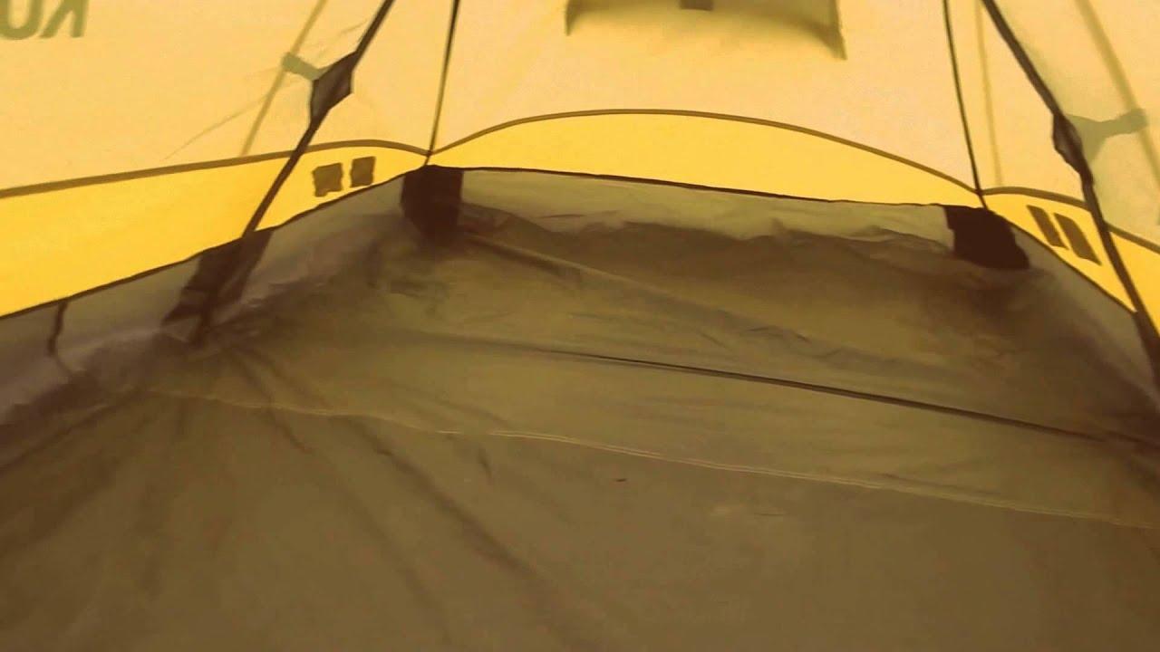 Koppen Maelstron 3 Season 2 Person Tent! & Koppen Maelstron 3 Season 2 Person Tent! - YouTube