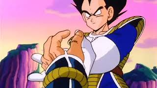 Vegeta Mata Seu Companheiro Nappa//Dragon Ball Z