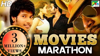 Sundeep Kishan (HD) New Hindi Dubbed Movies 2019 | Movies Marathon | Mass Masala, Kasam Khayi Hai
