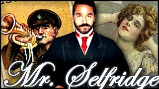 Mr Selfridge Season 2 Trailer 2014 - WW1 Era