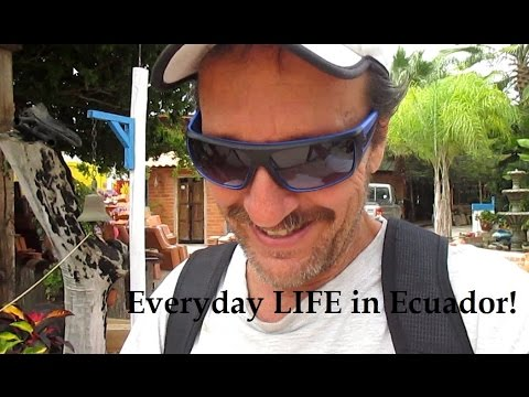 We Now Strongly Recommend THIS - Salinas Ecuador VLOG