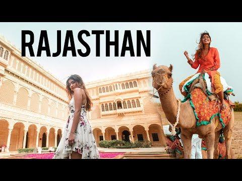 RAJASTHAN - Lavish Living in Suryagarh | Larissa Dsa🌻