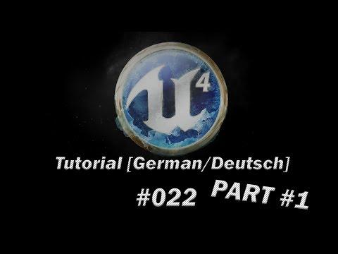 Unreal Engine 4 Tutorial [German/Deutsch] - Stealth KI - #022.1