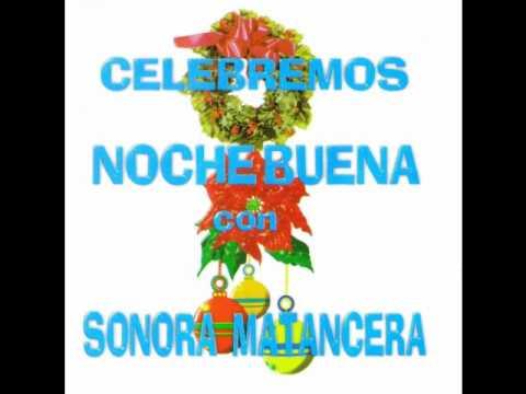 Emilio Dominguez y Celia cruz con la Sonora Matancera - Pachanga en Navidad