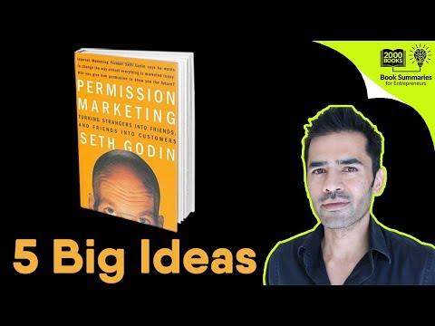 permission-marketing---seth-godin-|-book-summary-and-review