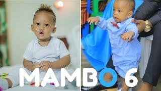 Mambo 6 ambayo mtoto wa Ray Kigosi na wa Ray Vanny wanafanana