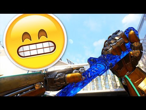 Thumbnail: THE RETURN OF THE BALLISTIC KNIFE GOD