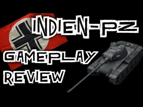 World of Tanks || Indien Panzer Gameplay Review