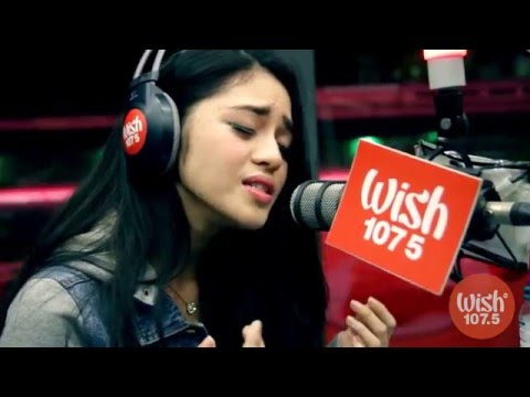 "Hazel Faith sings ""Di Na Kita Mahal"" on Wish FM 107.5 Bus HD"