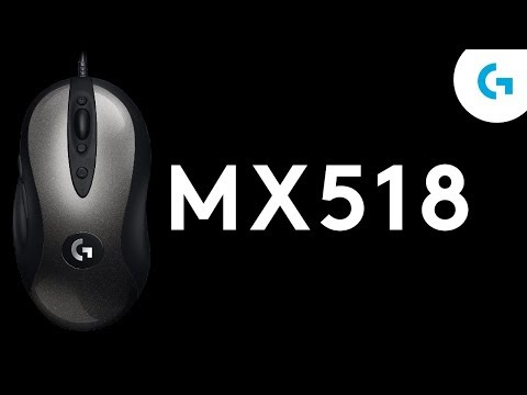 Introducing the MX518 Gaming Mouse - The Legend Reborn