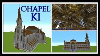Showcase : New Chapel and 2 NEW Mega Builds !!!