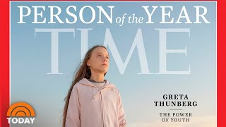 Greta Thunberg Is TIME Magazine's Person Of The Year | TODAY
