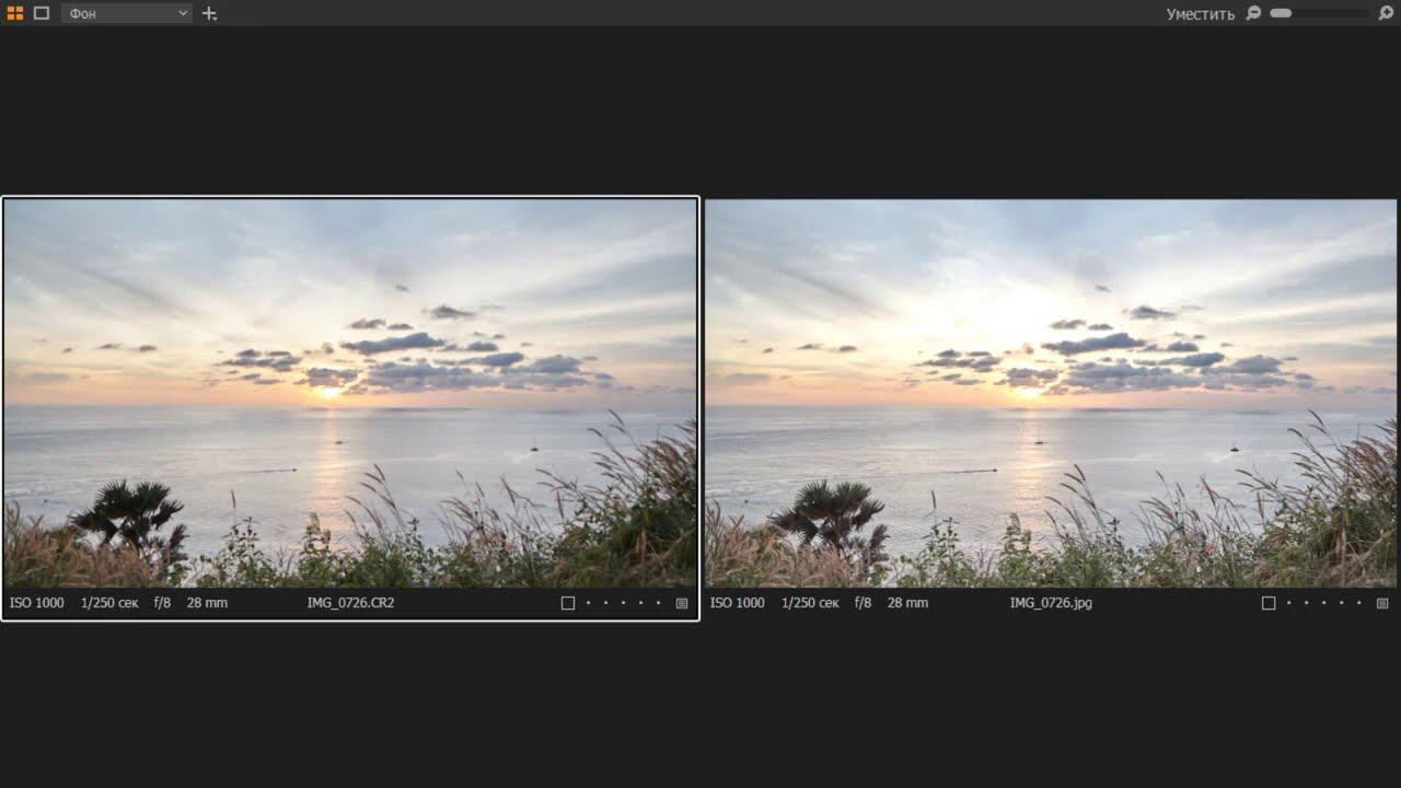 дизайн приложение по сравниванию фото синтезе