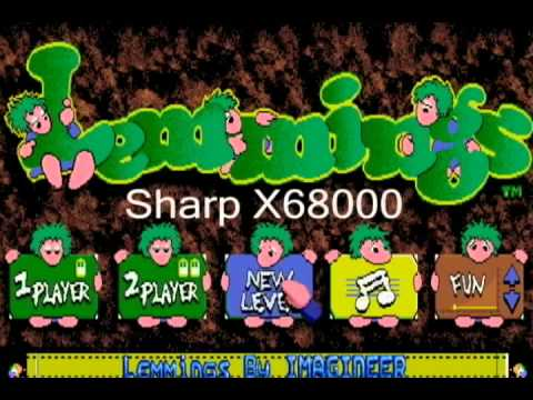 Lemmings - Menace Every Version From Every Port