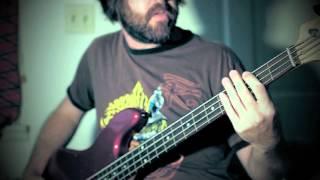 Nirvana - Tourettes (Bass Cover)