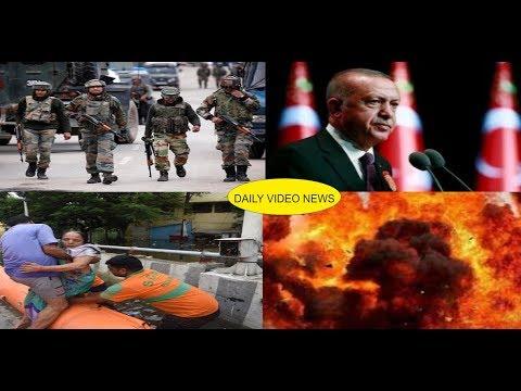 02- 10- 19 Daily Latest Video News #Turky #Saudiarabia #india #pakistan #Iran#America