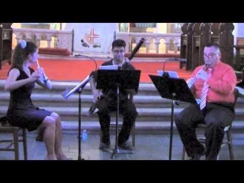 Giuseppe Maria Cambini- Wind Trio Sonata, Op.45 - ...