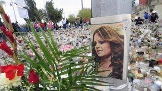Jenni Rivera, Cuando muere una dama, su ultimo adios.