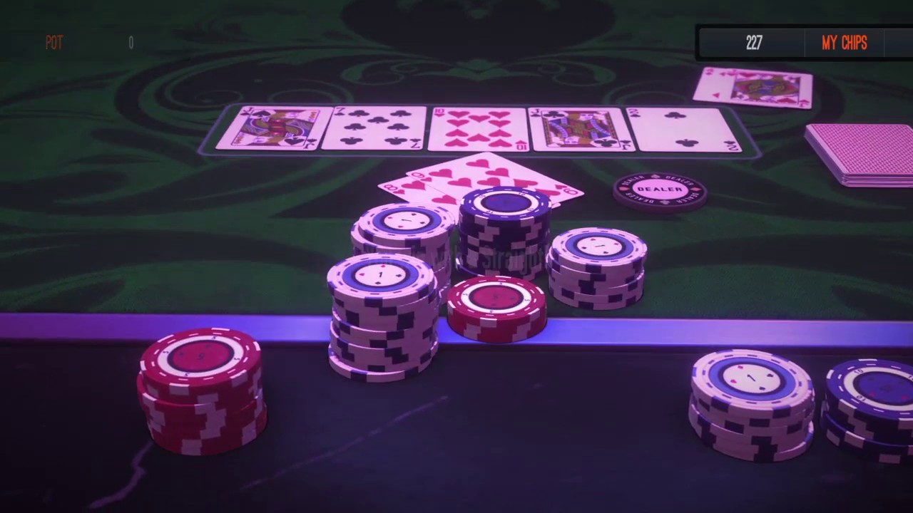 Texas Hold On
