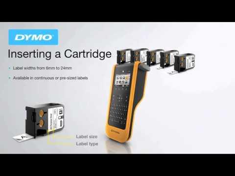 f76281e0c0 DYMO Flexibilné pásky na označovanie káblov