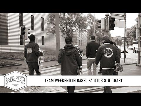 Pumpwerk Skatehall | Basel, Switzerland | Titus Stuttgart Team Weekend