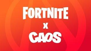 Fortnite X Caos - Trailer d'annuncio