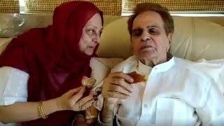 Dilip Kumar makes Facebook debut, shares video with wife Saira Banu