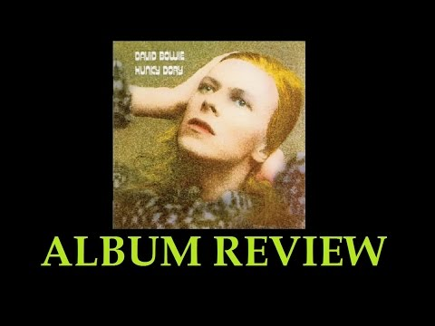 David Bowie Hunky Dory Review