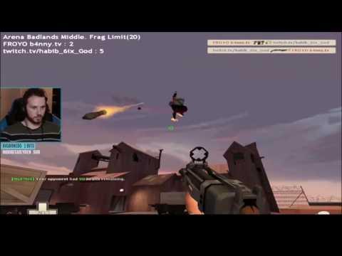 [MGE] b4nny vs habib (demoman vs soldier)