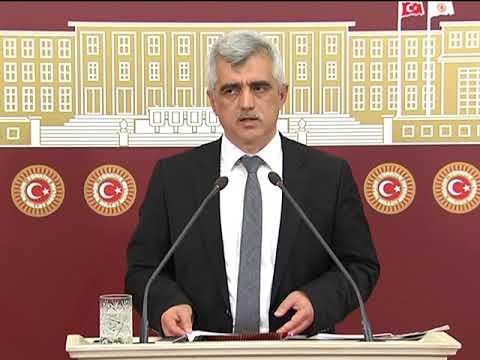 Ömer Faruk Gergerlioğlu mecliste basın toplantısı ile ilgili görsel sonucu