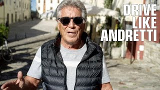 Mario Andretti explores Italian hometown | Drive Like Andretti Part 3: Nothing Comes from Nothing