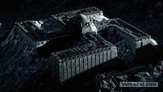 Военная база подводных лодок СССР.  Секретный объект