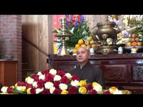 Nhẫn Người Hàng Xóm - Thầy. Thích Pháp Hòa (July 7, 2013)