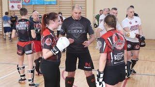 Sarara trenował z Fight Academy