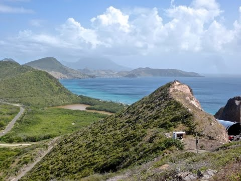 St. Kitts - Southern Caribbean - March 2015
