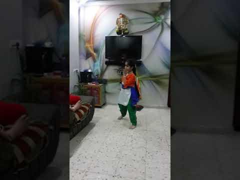 Parody dance performance #I love my india#Desh rangeela#by My lil angle Taashvi  chaturvedi