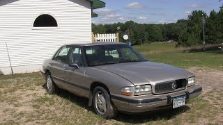 Starting the 96 Lesabre