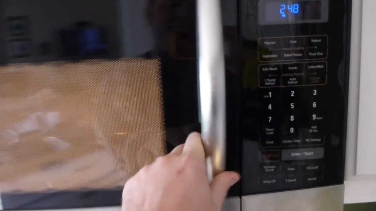 samsung microwave smh918st review u0026 opinions after one year of ownership youtube - Samsung Microwaves