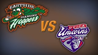 USPBL-Birmingham Bloomfield Beavers vs. Eastside Diamond Hoppers
