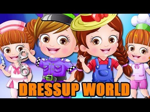 Baby Hazel Dress Up World Fun Dress Up Games For Kids To