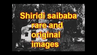 Shirdi Sai Baba Rare Original Photos Shirdi Saibaba Original Photos Rare photos of Saibaba