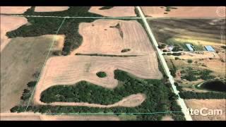 Franklin County Kansas real estate for sale -- Williamsburg Kansas 66095. 30 Acres, $93,000.
