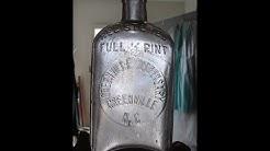 Bottle Digging Greenville & Kinston N.C.