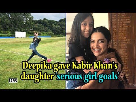 Deepika gave Kabir Khan's daughter 'serious girl goals' Mp3