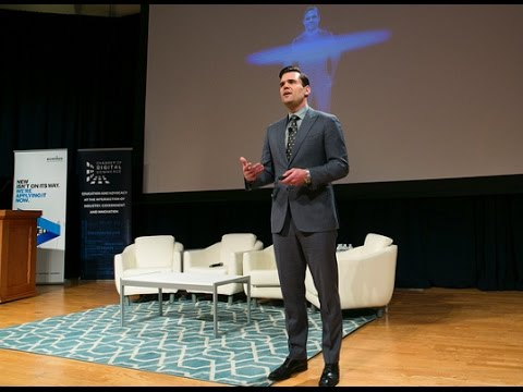 Keynote: Alex Tapscott - Re-thinking Democracy for the Blockchain Era